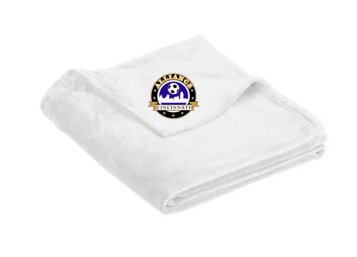 Alliance Ultra Plush Fleece Blanket