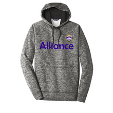 Load image into Gallery viewer, Sport-Tek® Mens PosiCharge® Electric Heather Fleece Hooded Pullover