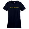 Be His Beard Oil T-Shirt. Black Beard Brigade