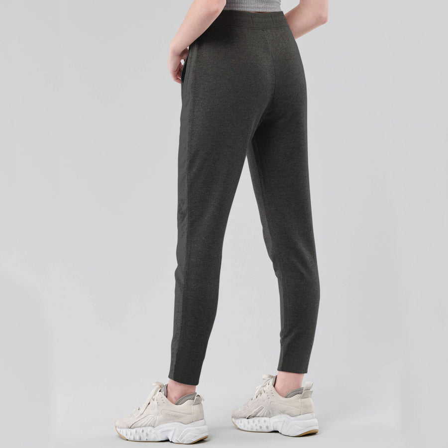 HLSTR Decent Gray Women Trouser