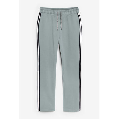 Men Sleek Gray Fashion Trouser