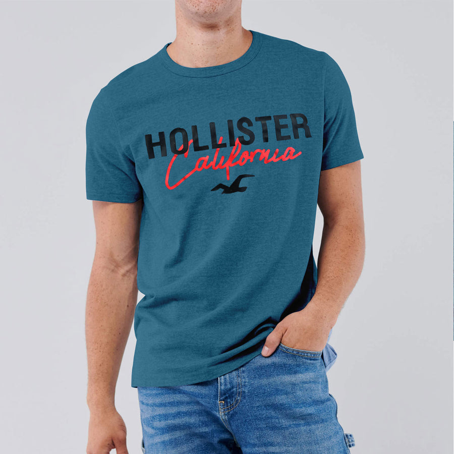 HLSTR Signature Blue Tee Shirt