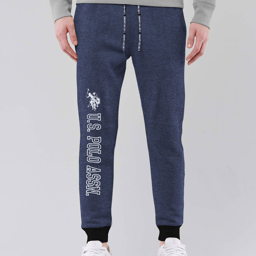 USP Close Bottom Elegant Blue Sweat Pant