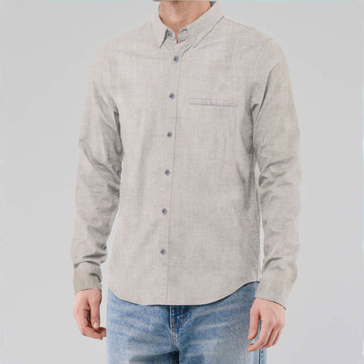Abalon Supper Solid Casual Shirt