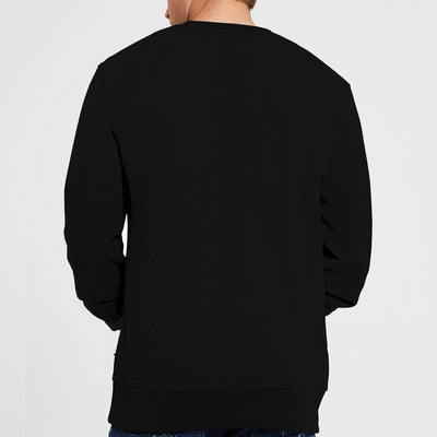 DCS USA Charcoal & Black Combo Sweat Shirt