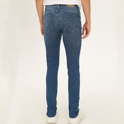 Blue Denim Pant