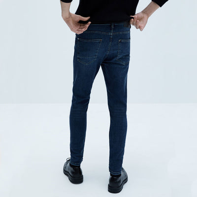 Magun Master Blue Denim Pant for men