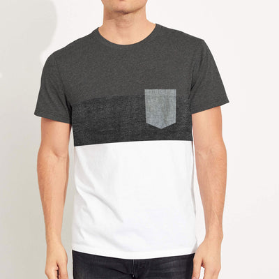 Zara Unique Patch Style Tee