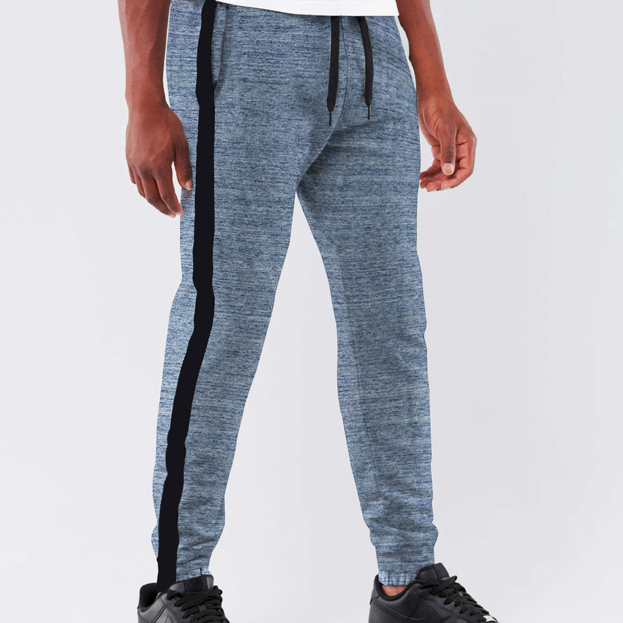 Hangree Contrast Panel Joggar Trouser