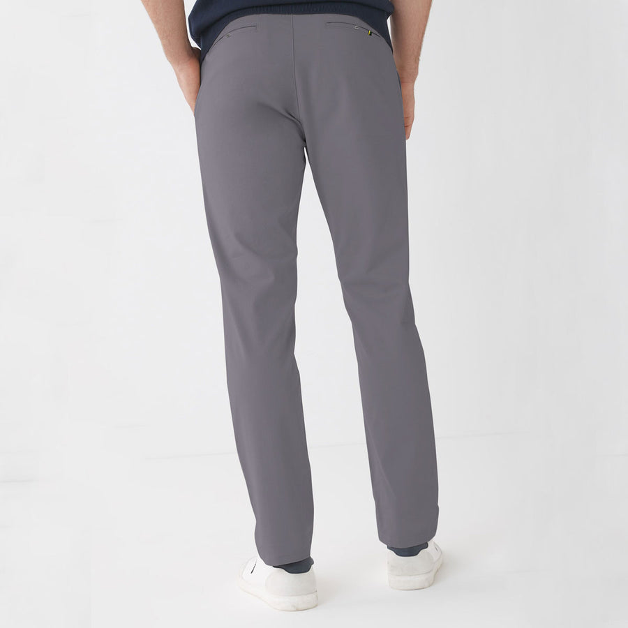 ZR MAN DOVE NARROW COTTON PANT