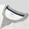 V Style Decent White Sweat Shirt for Men
