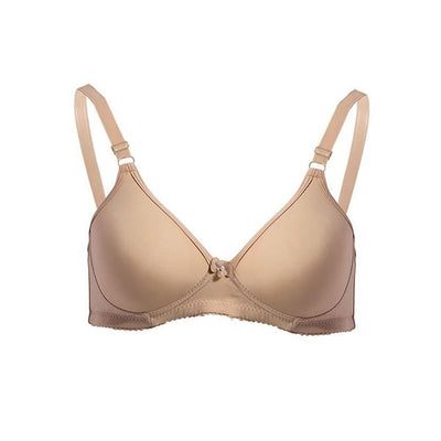 Espico P Nylon Padded Bra for Women Skin