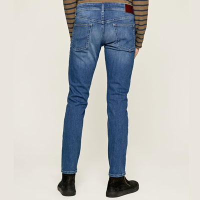 PEPE SLIM BLUE DENIM for men