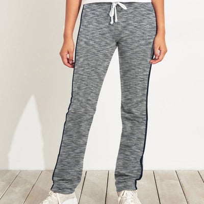 Stylish Gray Fashion Women Summer Trouser