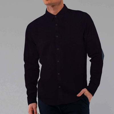 Extreme Purple Men Casual Shirt