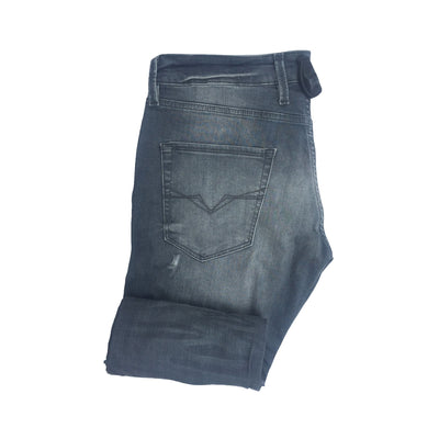 GUESS ROUGH STYLE GREY DENIM Pent for men