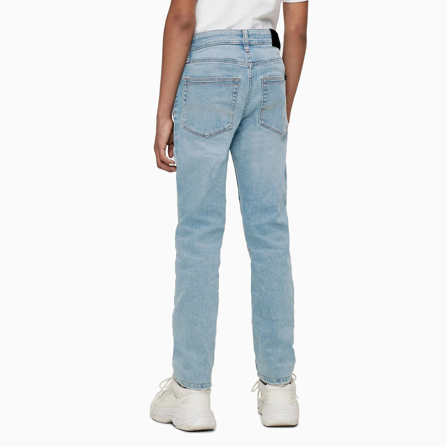Light Blue Boy's Denim Pant