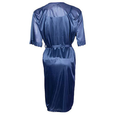 Espico Seasons Nightwear for Women Navy Blue