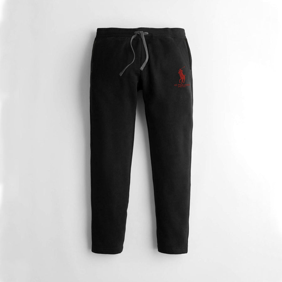 US PLO SHARP BLACK TROUSER