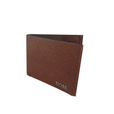 Boss China Leather Wallet