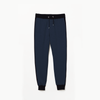 Women Navy Winter Joggar Pant