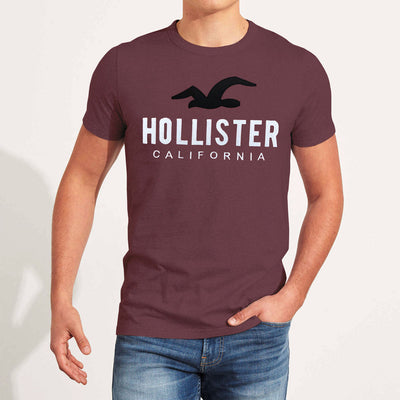 HLSTR Signature Applique Embroidered Tee Shirt