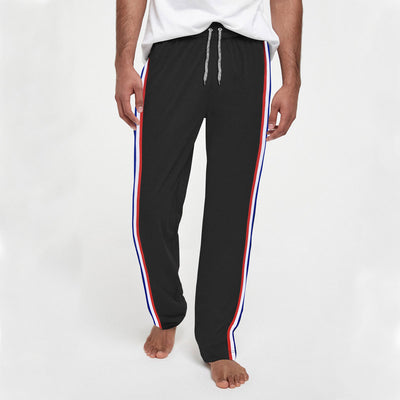 Charcoal Black Men Fashion Trouser