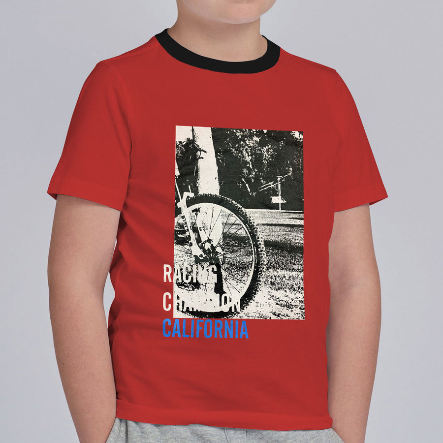 Boy's Graphic Printed Tee Shirts
