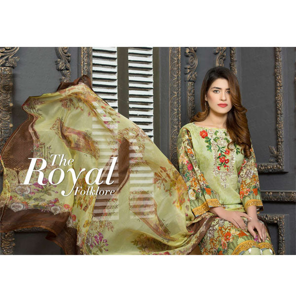 Fresh Lawn Collection 2019