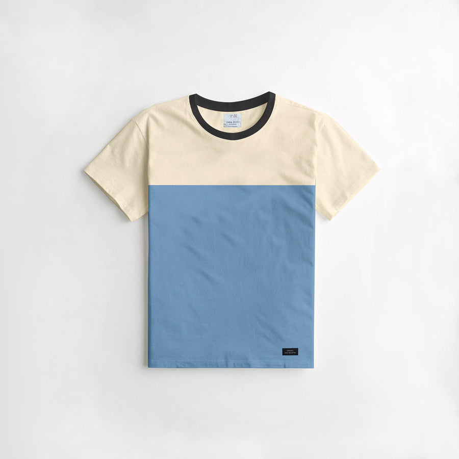 Boy's Patch Style Unique Fashion Tee