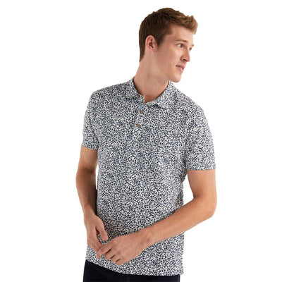 SPRING FILD SLIM FIT POLO SHIRT