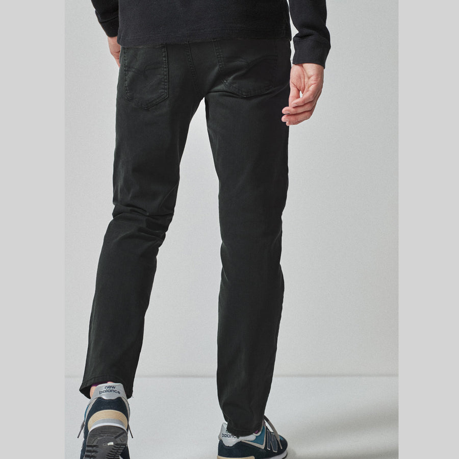 Extreme Gray Branded Stretch & Narrow Denim Pant