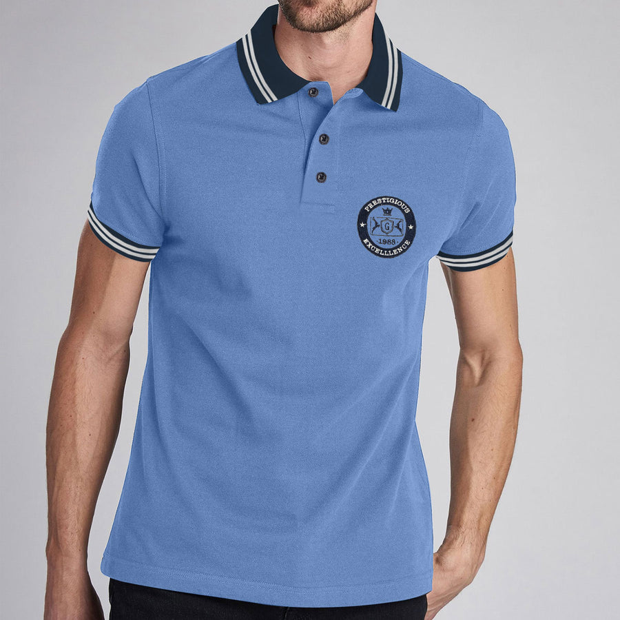 HG EMB SIGNATURE LUXURY POLO SHIRT