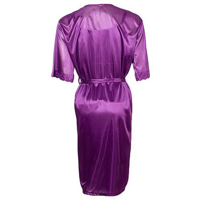Espico Seasons Nightwear for Women Purple