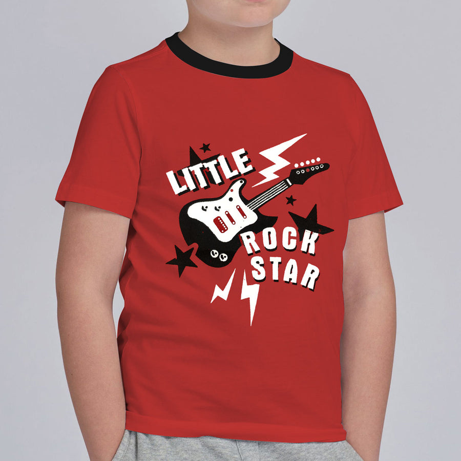 Boy's Graphic Printed Tee Shirt