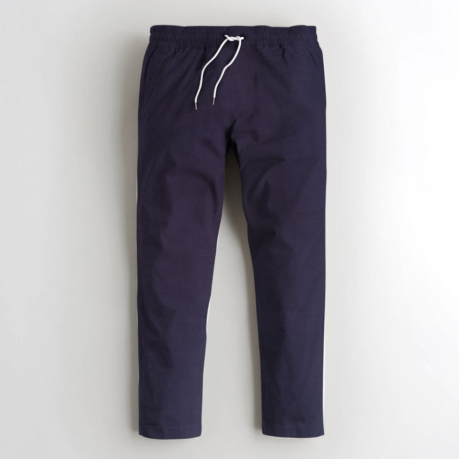 Extreme Purple Cotton Trouser