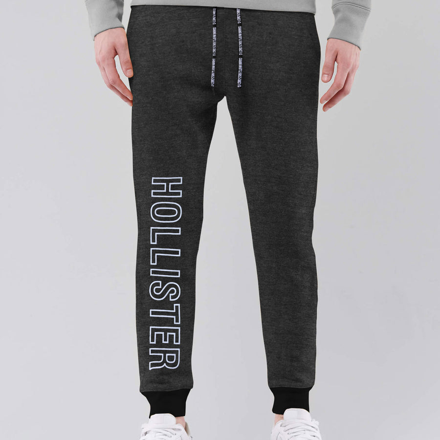 HLSTR GRAY SWEAT PANT