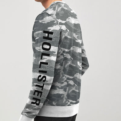 HLSTRY Exclusive Smoky Camouflage Sweat Shirt