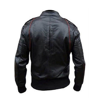 PU Leather Jacket For Men A1