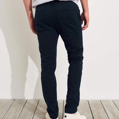 Cotton Pant Style Stretch Trouser