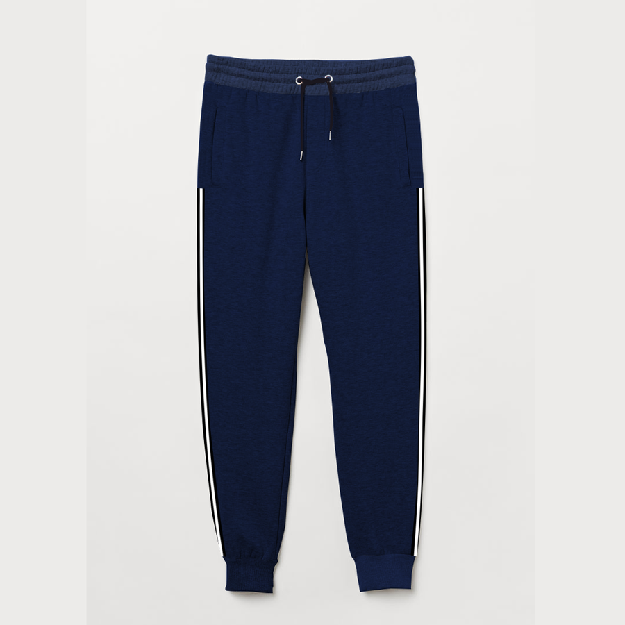 Women Navy Sweat Trouser
