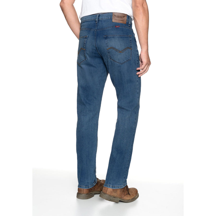 HERO Unique Blue Wash Denim Pant