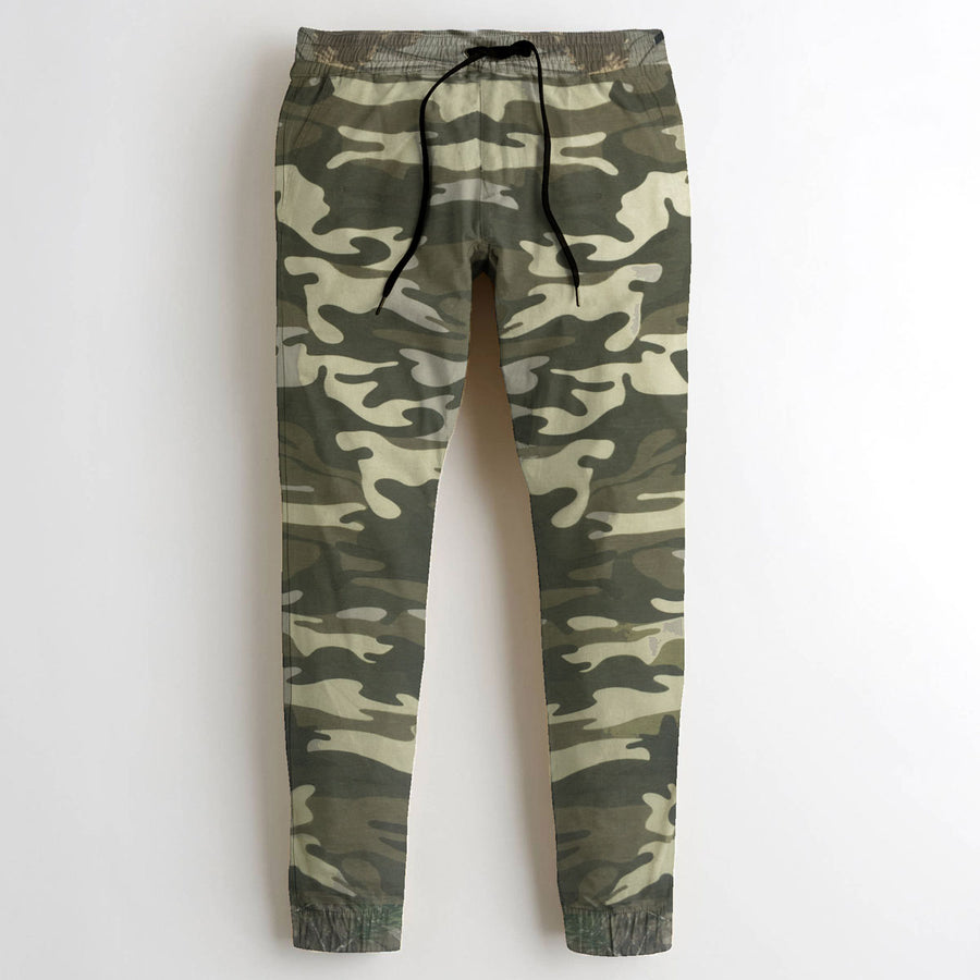 Men's Commando Style Trouser