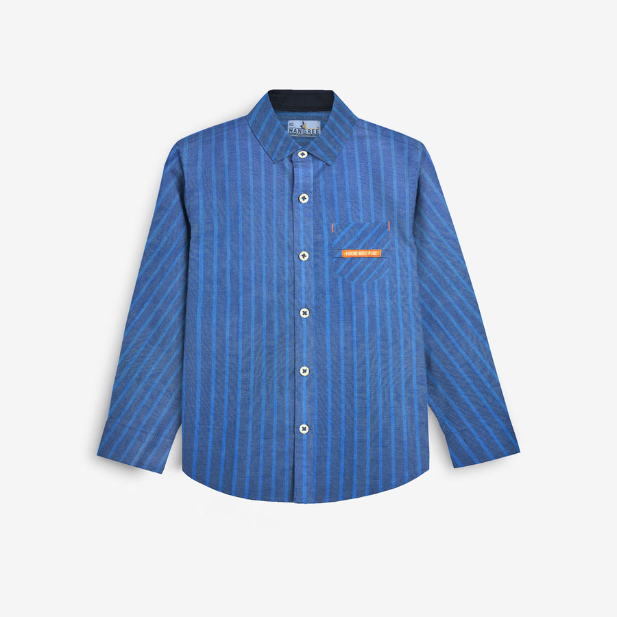 Elegant Fashion Boy's Casual Shirt