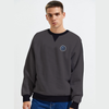 Elegant Gray Sweat Shirt