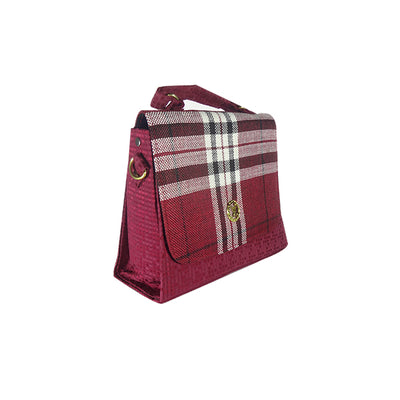 Smart Burberry Style Purse