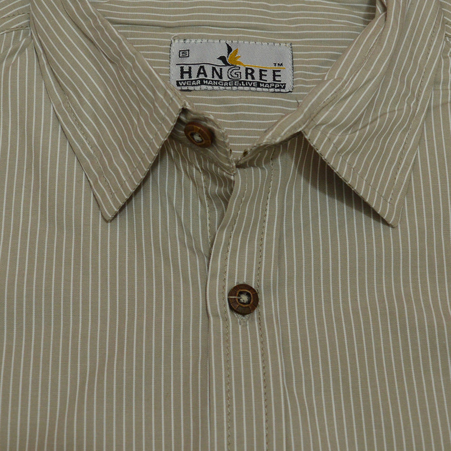Smart Lining Casual Shirt