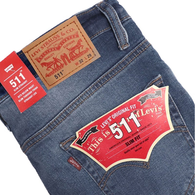 LEVIS DENIM PENT DARK BLUE for Boy