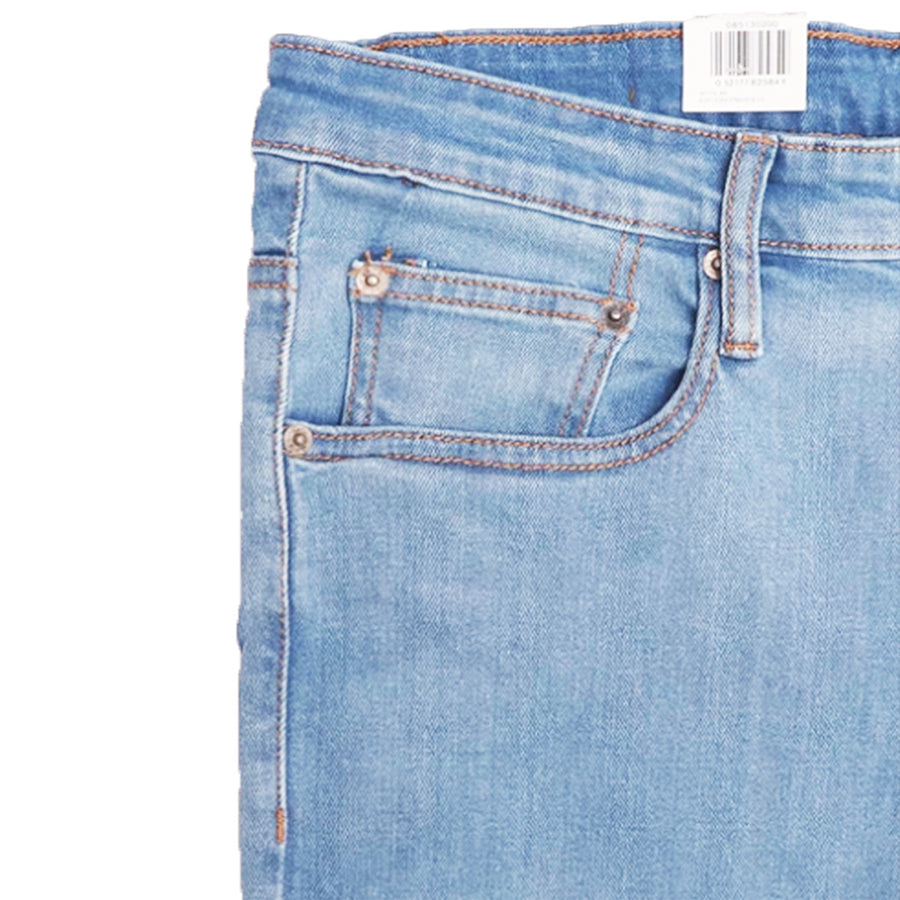 Stretch & Narrow DENIM PENT LIGHT BLUE