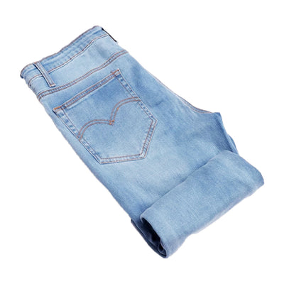 Stretch & Narrow DENIM PENT LIGHT BLUE for Men